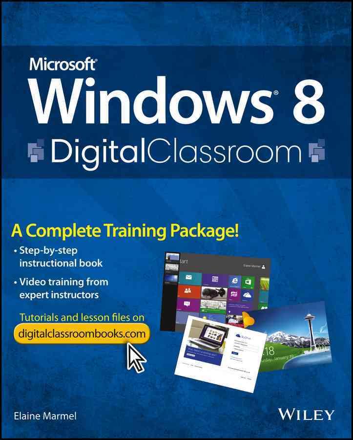 Windows 8 Digital Classroom By AGI Creative Team (COR)